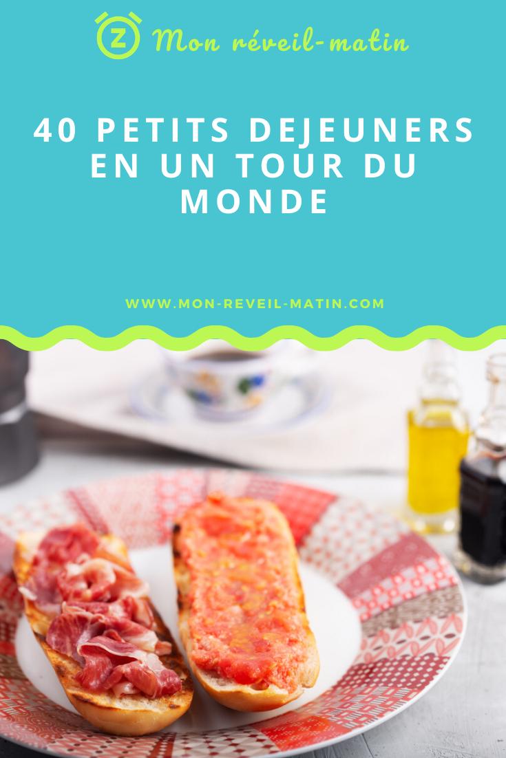 Fallafels en Jordanie, empenadas au Vénézuela, waakye au Ghana, ça change du pain beurre français. Partez dans 40 pays partager leur petit-déjeuner !