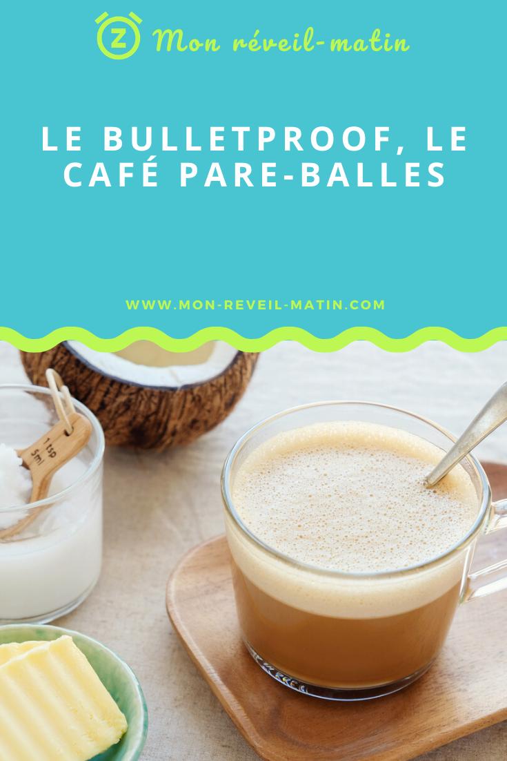 Le bulletproof café, une délicieuse boisson énergisante pour débuter la journée : son origine, ses bienfaits et bien sûr, la recette avec ses variantes.